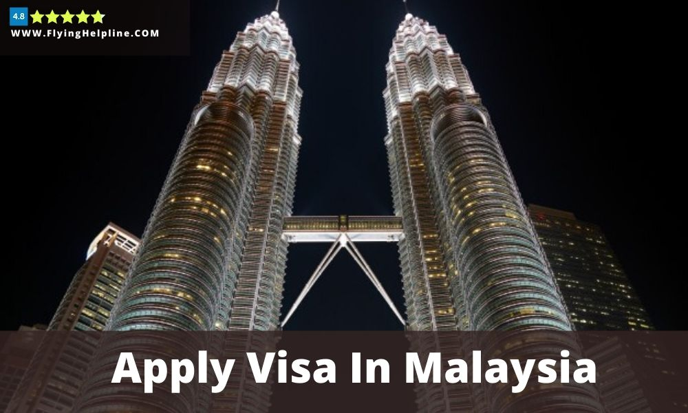 how to apply visitor visa in malaysia