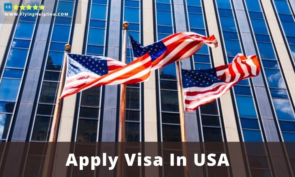 How to apply usa visitor visa