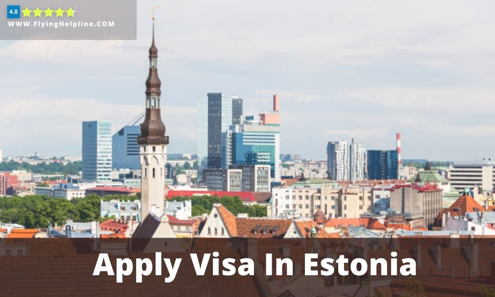 Apply Travel Visa In Estonia