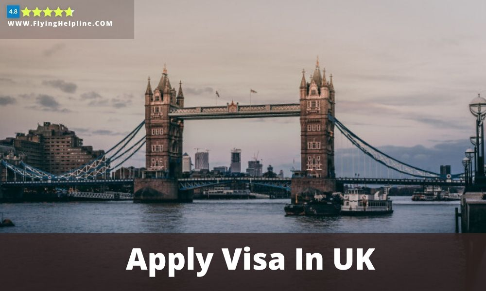 Apply Travel Visa In UK