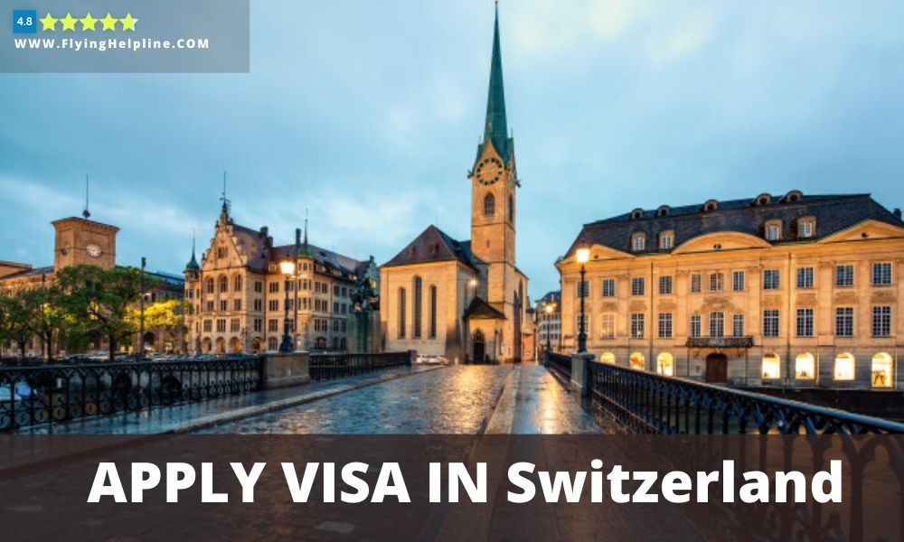 Apply Travel Visa In Switzerland