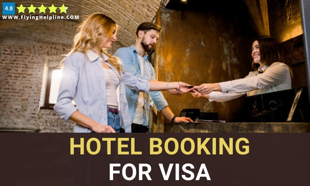 hotel booking for visa application-flyinghelpline